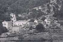 Frassetto vers 1900